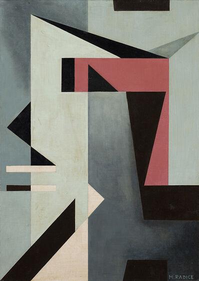Mario Radice, 'Composizione', 1938