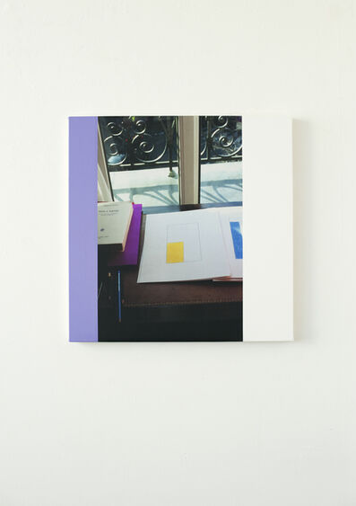 Ian Wallace, 'Abstract Composition (Hotel de Nice, Paris) I', 2015