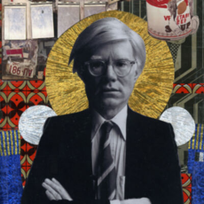 Andre Boitard, 'Andy Warhol', 2014