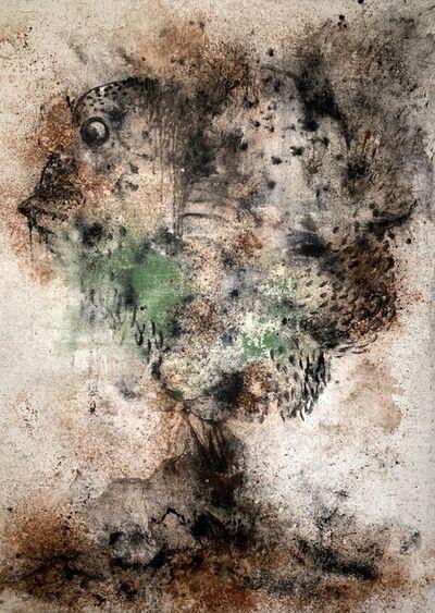 ALIOU DIACK, 'Autopsie III ', 2019