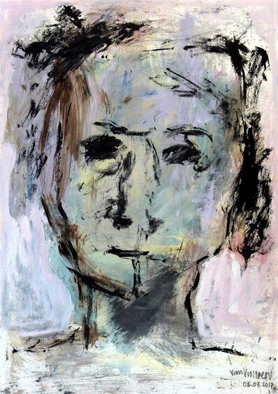 Andre van Vuuren, 'Face (6)', 2014