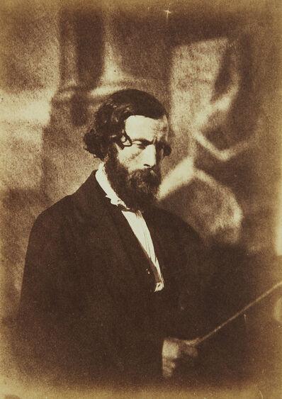 Louis-Rémy Robert, 'Portrait of Jules André', 1850-1855