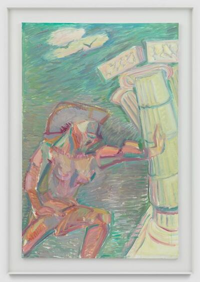 Maria Lassnig, 'Samson', 1983