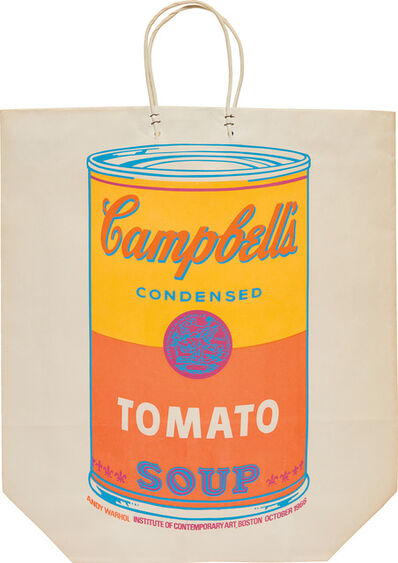 Andy Warhol, 'Campbell's Soup Can (Tomato)', 1966