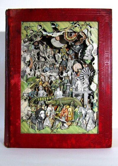 Alexander Korzer Robinson, 'Nouveau Larousse Illustre 6, 1907', 2018
