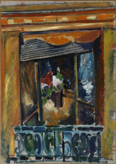 Jean Dufy, 'La Fenêtre de l'Atelier', 1919