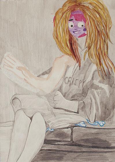 Julia Zastava, 'CRISPY', 2019