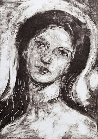 Rebecca Leveille, 'Little Face', 2017