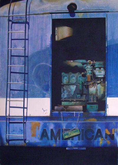 Angus McEwan, 'American Express'
