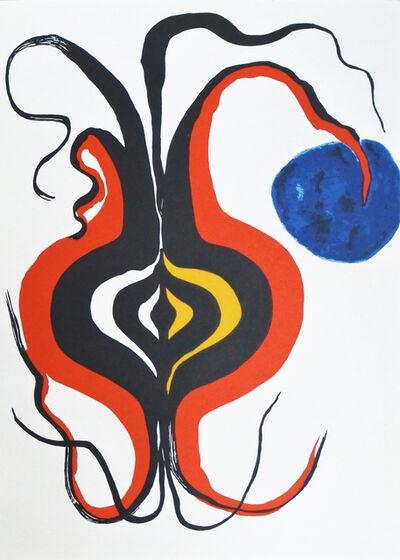Alexander Calder, 'Derrière le Miroir 156 B', 1966