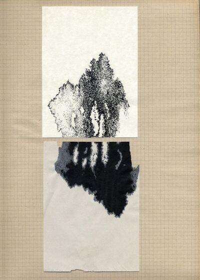 Paula Castro, 'Mancha y Repeticion de Mancha', 2010
