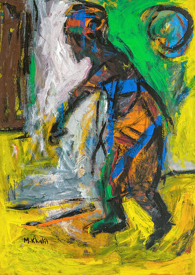 Mohamed Saleh Khalil, 'Old Man', 2000