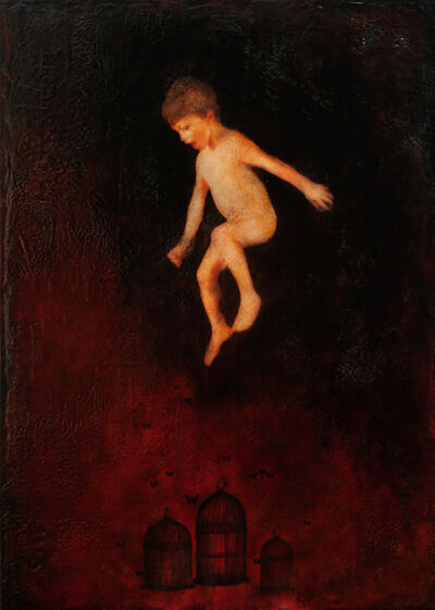 Maggie Hasbrouck, 'The Shadow Jumper', 2012