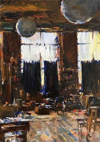 Tina Orsolic Dalessio, 'Art Studio', 2019