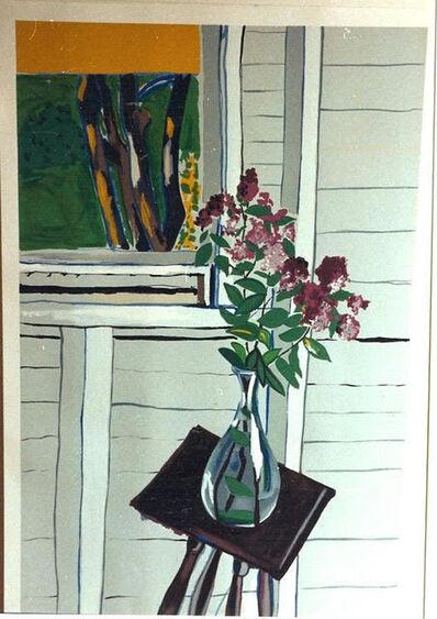 Alice Neel, 'Bluse Vase', 1981