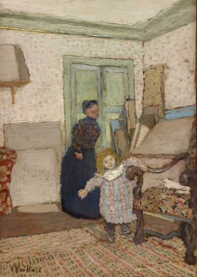 Édouard Vuillard, 'The First Steps (Les Premier Pas)', 1900-1901