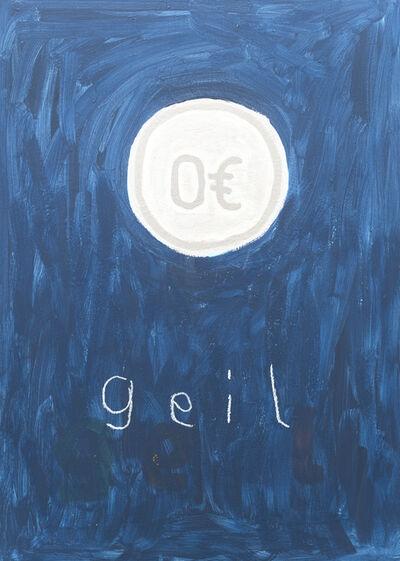C.O. Paeffgen, 'o.T. (geil)', 2016