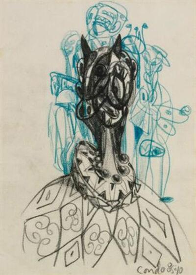 George Condo, 'Untitled', 1985-1986