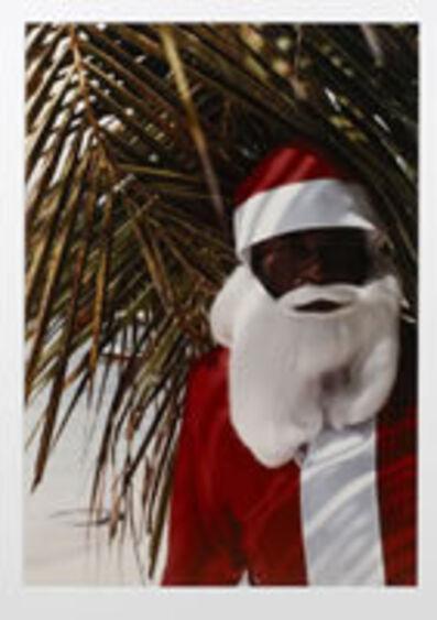 Ralph Gibson, 'Santa Claus,St.Martin', 1992