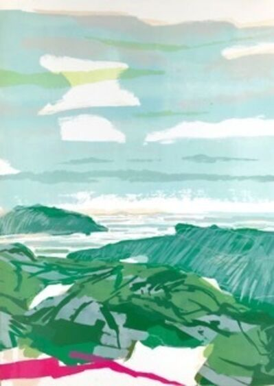 Rachel Gracey, 'Marin Headlands', 2019