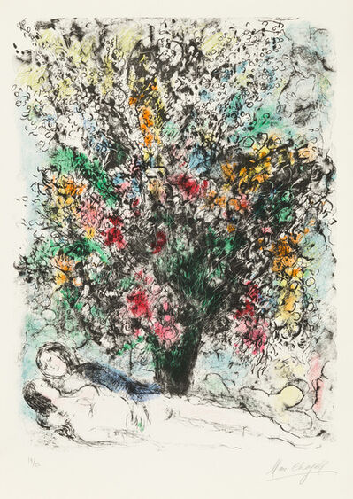 Marc Chagall, 'Multiflore', 1974