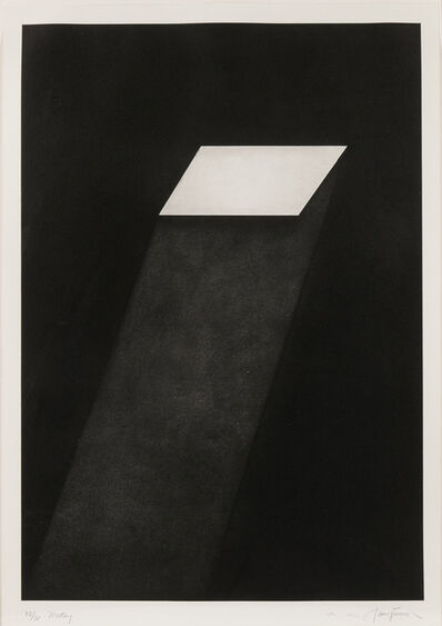 James Turrell, 'Meeting, from the suite First Light', 1989-90