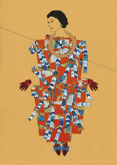 Hormazd Narielwalla, 'A Study on Coco n°4', 2020