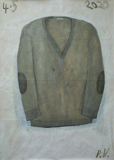Paolo Ventura, 'Quarantine Diary (Sweater, May 4th)', 2020