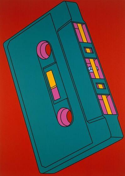 Michael Craig-Martin, 'Cassette', 2002