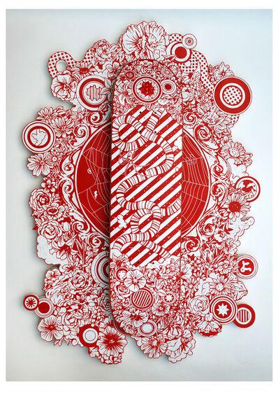Kenichi Yokono, 'Spider Silk', 2012
