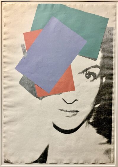 Andy Warhol, 'Paloma Picasso (FS II.121)', 1975