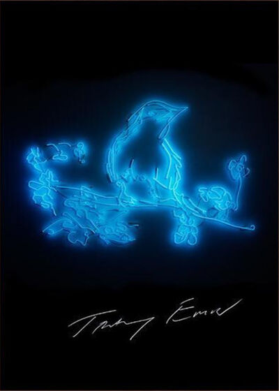 Tracey Emin, 'My Favorite Little Bird (signed)', 2015