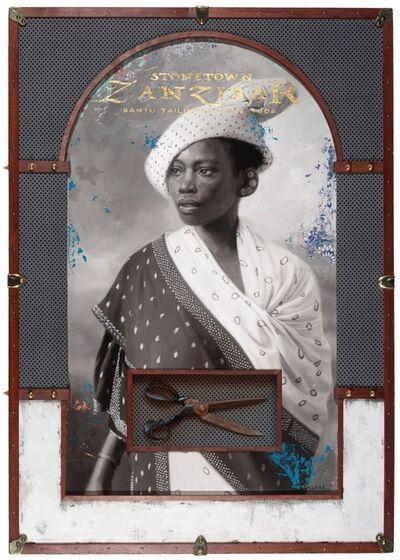 Jules Arthur, 'Bantu Belle', 2019