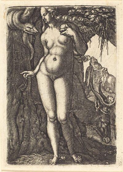 Heinrich Aldegrever, 'Eve'