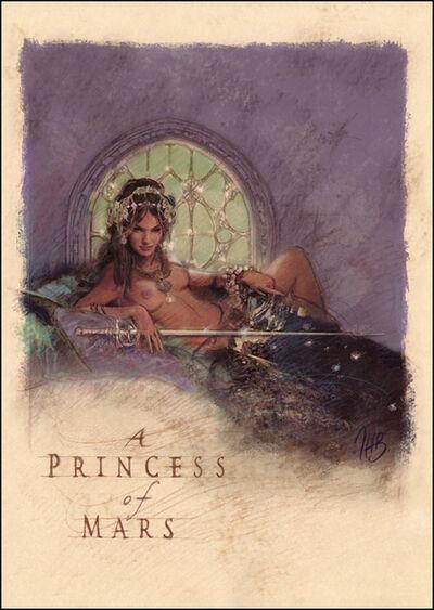 Thomas Haller Buchanan, 'A Princess of Mars'