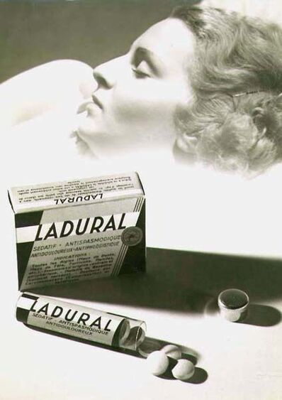 Willy Kessels, 'Advertising Photograph for Ladural', 1935c/1935c