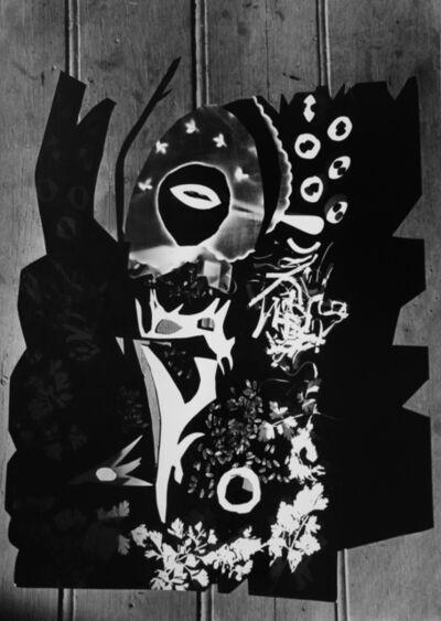 André Villers, 'Untitled (Decoupage de Picasso)', ca. 1950