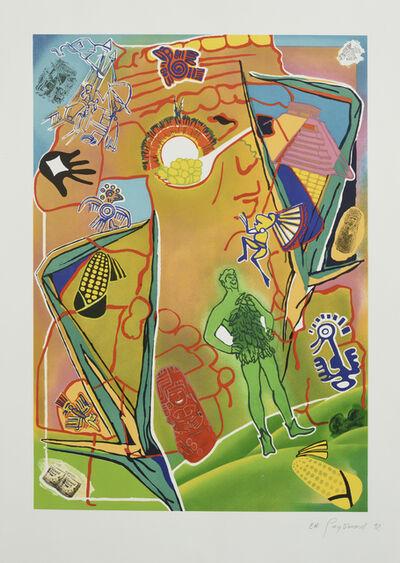 Gérard Guyomard, 'Géant vert', 1992