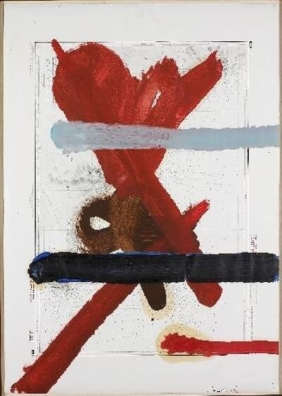 Julian Schnabel, 'Untitled', 2008