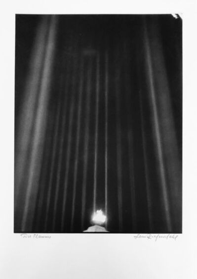 Leni Riefenstahl, 'Die Flamme (The Flame)', 1936