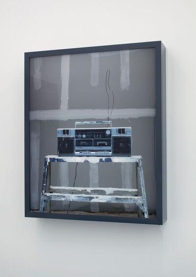 Rodney Graham, 'Drywaller's Boombox', 2013