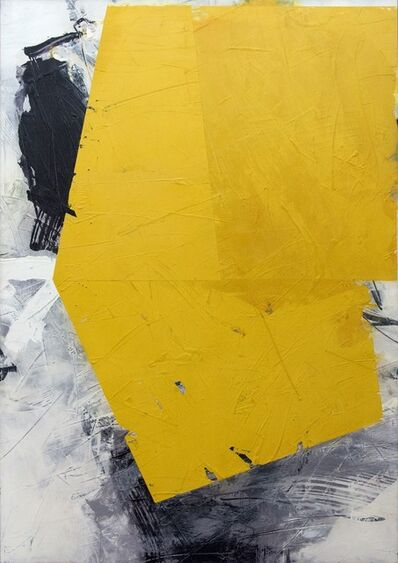 Ivo Stoyanov, 'Yellow No 22'