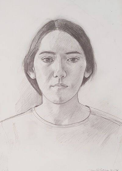 Dan McCleary, 'Erica Gavitt', 2018