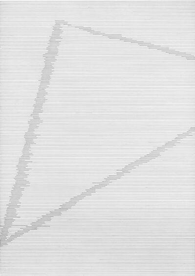 milan grygar, 'Linear Score', 1979