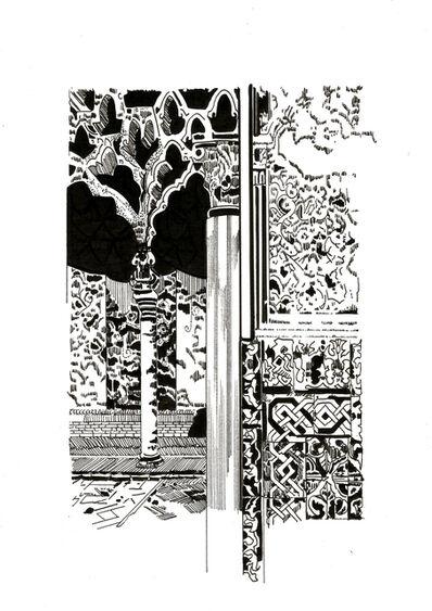 Chourouk Hriech, 'Souvenirs de Séville #6', 2019