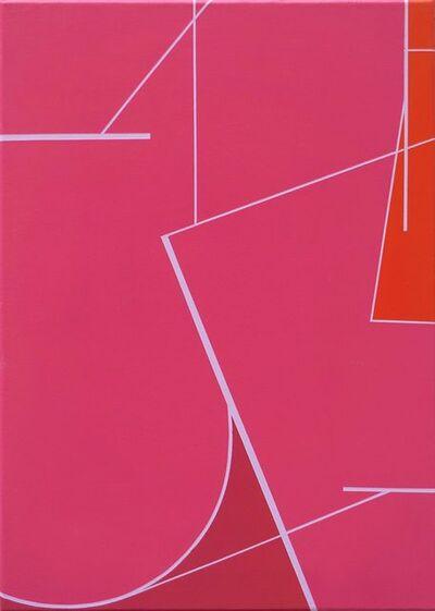 Isabelle Borges, 'Alphabet 3', 2019