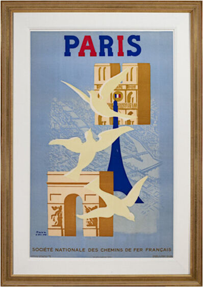 PAUL COLIN, 'Paris', 1945