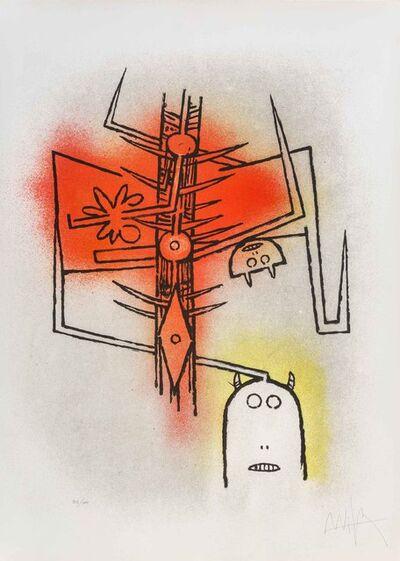 Wifredo Lam, 'Le feu vert', 1974