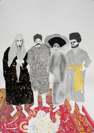 Elham Rokni, 'Balmaske 2', 2014
