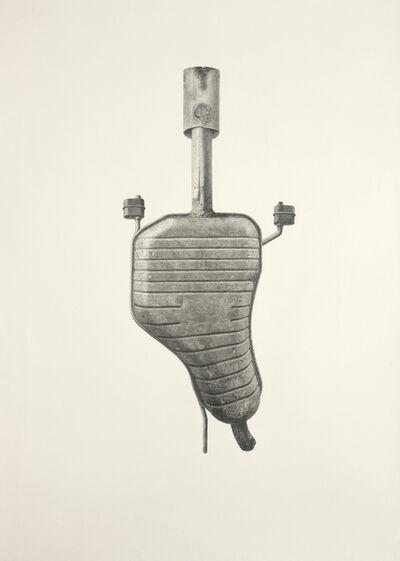 Torsten Richter, 'Catalytic converter', 2013
